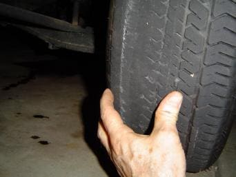 Reasons for Uneven or Rapidly Wearing Tires