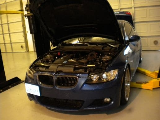 2008 BMW 335 | Broad Stroke Associates