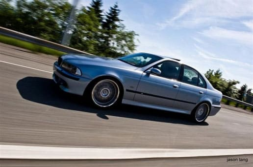 BMW 5 Series | Broad Stroke image #3